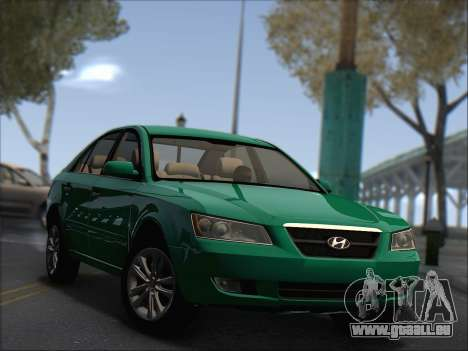 Hyundai Sonata 2009 für GTA San Andreas