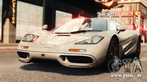 McLaren F1 XP5 für GTA 4