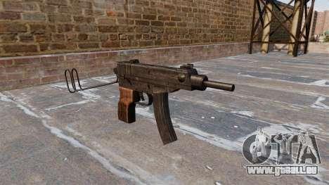 SMG Skorpion vz. 61 pour GTA 4