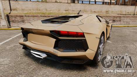 Lamborghini Aventador LP700-4 2012 [EPM] für GTA 4 hinten links Ansicht