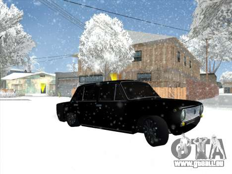 ВАЗ 2101 Tuning Style pour GTA San Andreas laissé vue