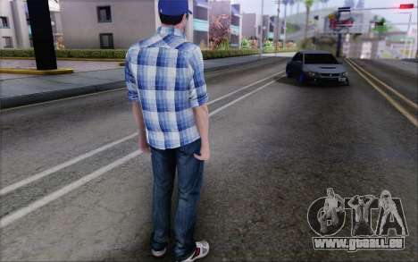 Jimmy Boston für GTA San Andreas dritten Screenshot