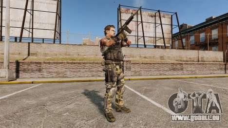 Mike Harper für GTA 4 dritte Screenshot