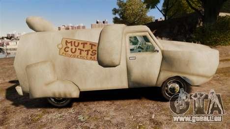 Van-ignorants- pour GTA 4 est une gauche