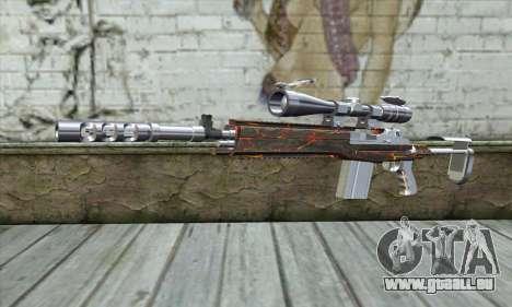 Sniper Rifle für GTA San Andreas