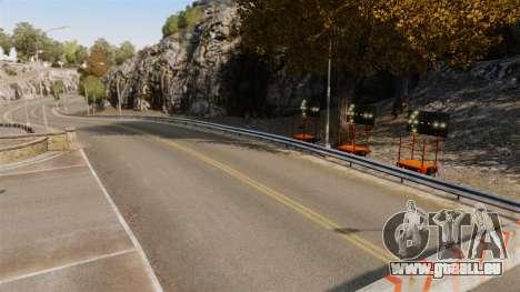 Rallye de la piste pour GTA 4 septième écran
