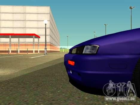 Nissan Silvia S14 Kouki für GTA San Andreas zurück linke Ansicht
