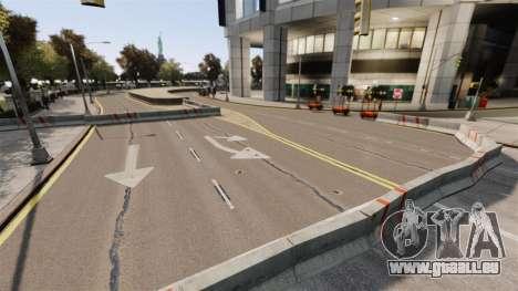 Illegal street-drift-Strecke für GTA 4