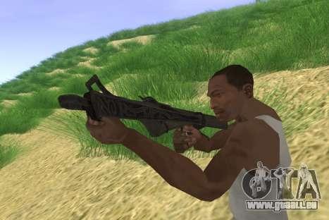 Armbrust aus Skyrim für GTA San Andreas dritten Screenshot