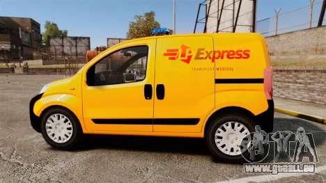 Peugeot Bipper LP EXPRESS [ELS] pour GTA 4 est une gauche