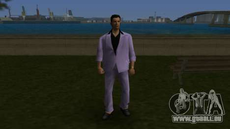Rose Costume pour GTA Vice City