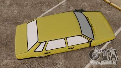 VAZ-Lada 21099 Satellit für GTA 4 rechte Ansicht