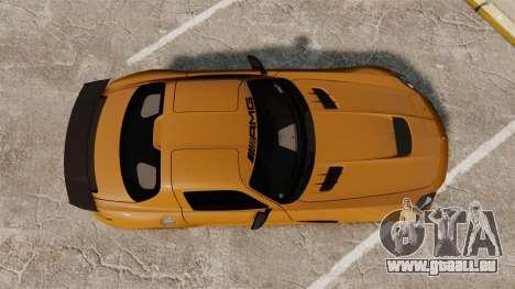 Mercedes-Benz SLS 2014 AMG Performance Studio pour GTA 4 est un droit