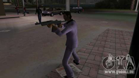 Rosa Anzug für GTA Vice City dritte Screenshot