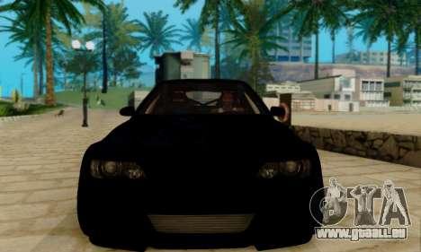 BMW M3 für GTA San Andreas linke Ansicht