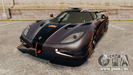 Koenigsegg One:1 für GTA 4