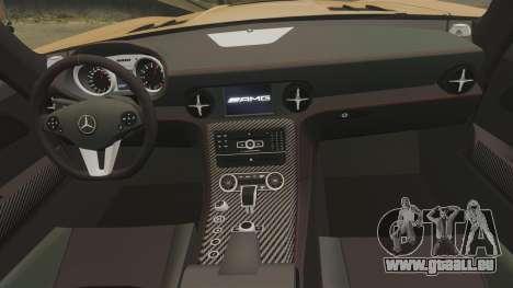 Mercedes-Benz SLS 2014 AMG Performance Studio für GTA 4 Seitenansicht