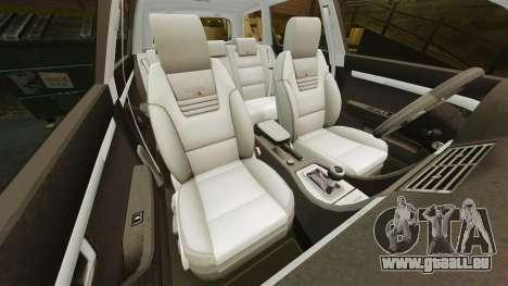 Audi S4 Avant TEK [ELS] für GTA 4 obere Ansicht