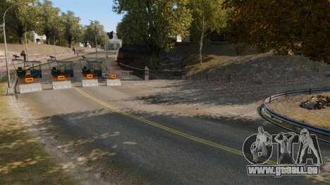 Rallye de la piste pour GTA 4 huitième écran