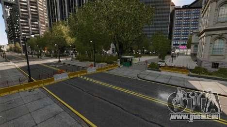 Illégales de la rue de la dérive de la piste pour GTA 4 septième écran