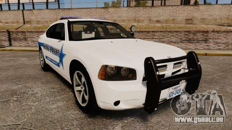 Dodge Charger 2010 Liberty County Sheriff [ELS] für GTA 4