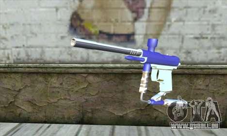 Paintball Gun pour GTA San Andreas