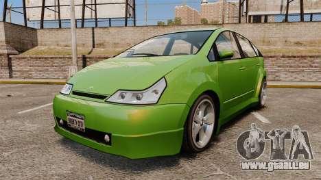 Karin Dilettante new wheels pour GTA 4