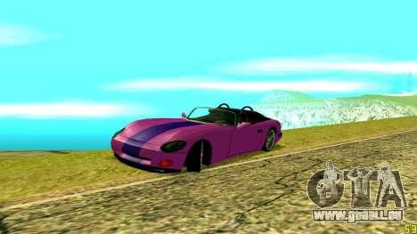 New Banshee pour GTA San Andreas