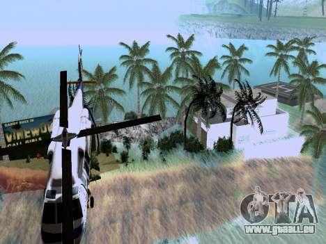 Nouvelle île v1.0 pour GTA San Andreas troisième écran