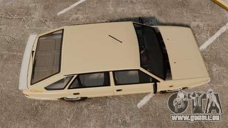 FSO Polonez Caro 1.4 GLI 16V für GTA 4 rechte Ansicht