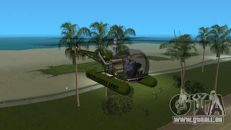 Bell 13H Sioux pour GTA Vice City