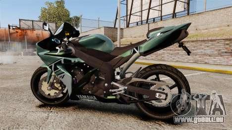 Yamaha R1 RN12 [Update] pour GTA 4 est une gauche