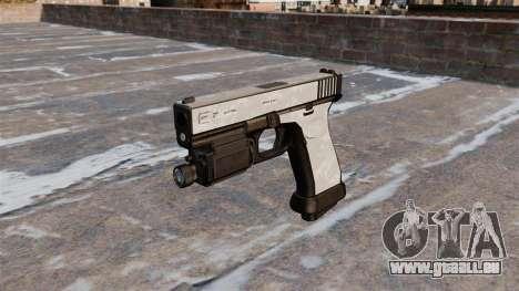 Le pistolet Glock 20 ACU Digital pour GTA 4 troisième écran