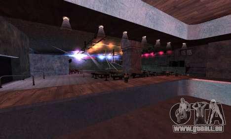 Retexture Jizzy, Alhambra, Pig Pen pour GTA San Andreas cinquième écran