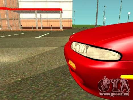 Nissan Silvia S14 Zenki für GTA San Andreas zurück linke Ansicht