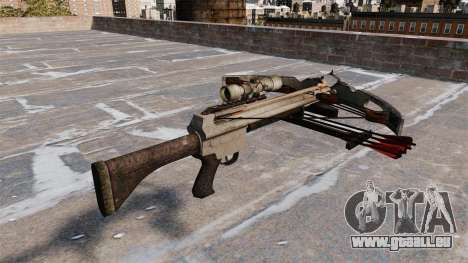 Armbrust für GTA 4 Sekunden Bildschirm
