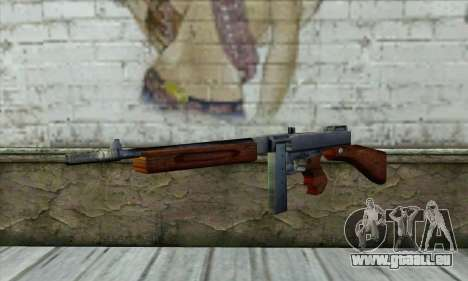 Thompson M1 pour GTA San Andreas