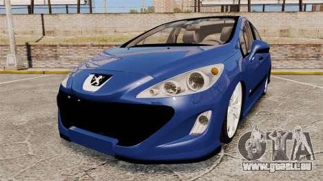 Peugeot 308 GTI für GTA 4