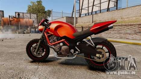 GTA V Pegassi Ruffian [Update] für GTA 4 linke Ansicht