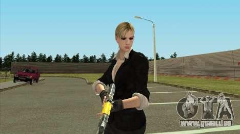 Stella Romani für GTA San Andreas