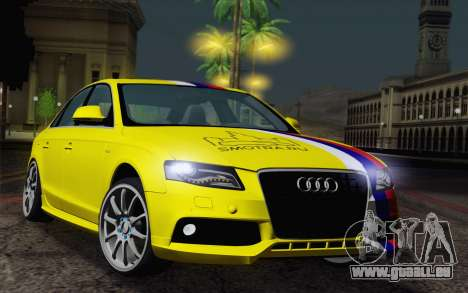 Audi S4 2010 pour GTA San Andreas