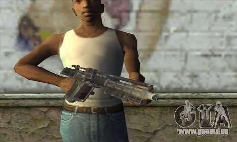 Das Gewehr aus Star Wars für GTA San Andreas dritten Screenshot