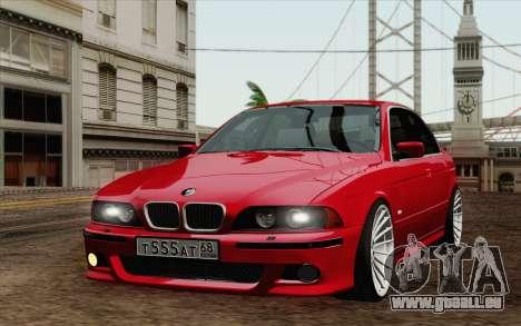 BMW M5 E39 2003 pour GTA San Andreas