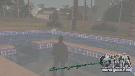 Faire face pour GTA Vice City le sixième écran