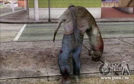 Charger Skin für GTA San Andreas dritten Screenshot