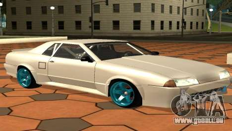 Elegy AssemblY pour GTA San Andreas
