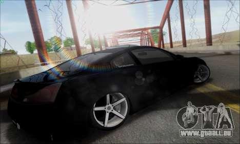 Lensflare By DjBeast pour GTA San Andreas huitième écran