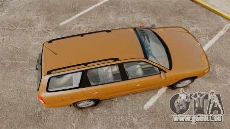 Daewoo Nubira I Wagon CDX PL 1998 für GTA 4 rechte Ansicht