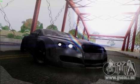 Lensflare By DjBeast pour GTA San Andreas dixième écran