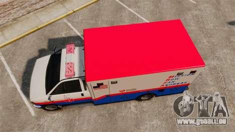 Brute MRSA Paramedic für GTA 4 rechte Ansicht